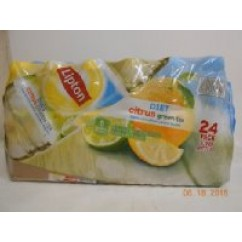 DIET CITRUS GREEN TEA CASE
