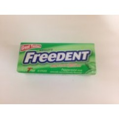 052080 FREEDENT PEPPERMINT