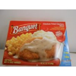 652436 BANQUET CHICKEN DINNER