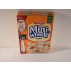 WIC 375226 KELLOGS MINI WHEAT