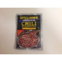 415326 WILLIAMS CHILI SEASONING