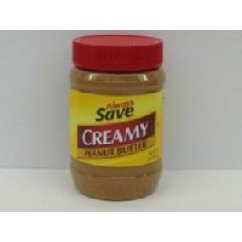 WIC 435006 AS CRM PEANUT BUTTER