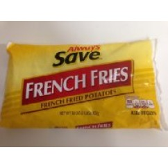 652716 AS FRENCH FRIES 32OZ