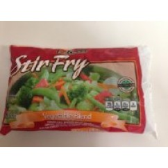 652354 BC STIR FRY VEGETABLES