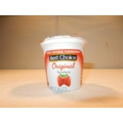 665112 BC STRAWBERRY YOGURT