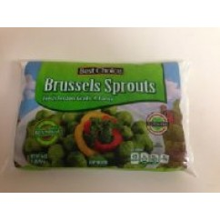 655588 BC BRUSSELS SPROUTS 16OZ