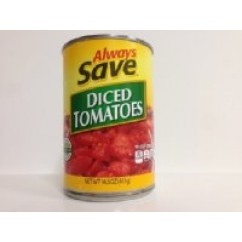 565106 AS DICED TOMATOES