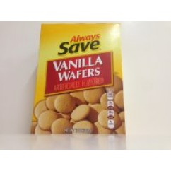 515082 AS VANILLA WAFERS 12OZ