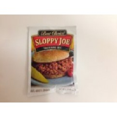 415262 BC SLOPPY JO MIX 1.31OZ