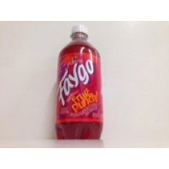 601140 FAYGO FRUIT PUNCH 20OZ