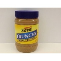 WIC 435188 AS CRCH PEANUT BUTTER