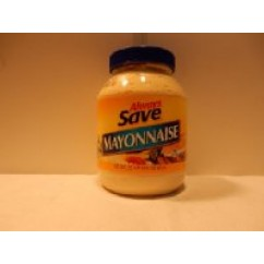 425558 AS MAYONNAISE 30OZ
